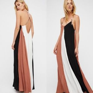 Free People Endless Summer Mixin' It Up Maxi XS